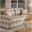 Century Cornerstone  <b>Customizable</b> Swivel Chair with Loose Box Back - With The Cornerstone Collection, You Can Create Chairs, Sofas and Sectionals In The Style You Want, In The Size You Need, With The Options You Desire.