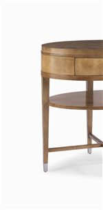 Legs of accent table