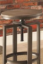 Adjustable Function Allows You To Tailor the Height of Your Dining Set To Meet Your Personal Preferences