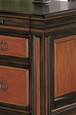 Classic Molding Trim with Beautiful Two Tone Finish