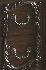 Detailed Scroll Work on the Pieces Add a Delicate Detail That Makes All the Difference