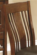 Arts & Crafts Slat Back Chair