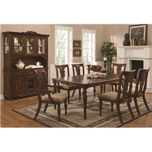 Coaster Addison Formal Dining Room Group