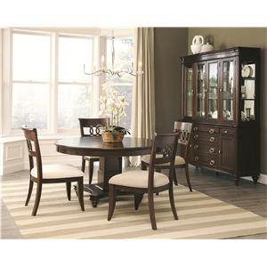 Coaster Alyssa Formal Dining Room Group