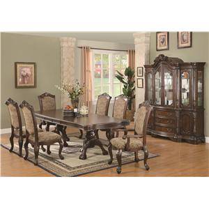 Coaster Andrea Formal Dining Room Group