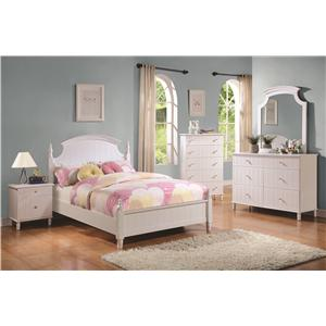 Coaster Bethany Twin Bedroom Group