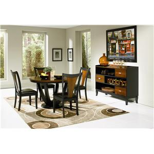 Coaster Boyer Casual Dining Room Group