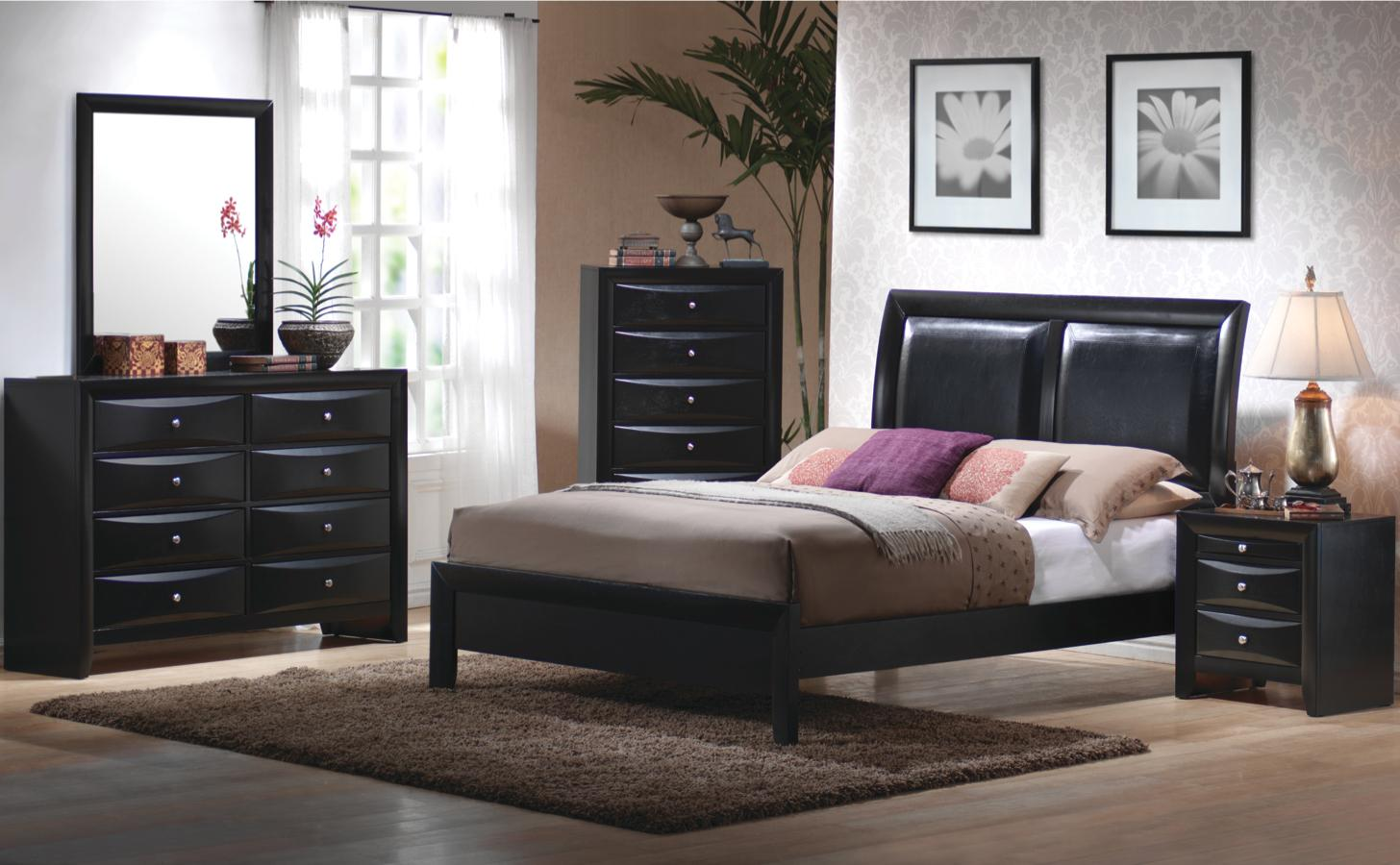 Briana California King Bedroom Group by Coaster at Value City Furniture