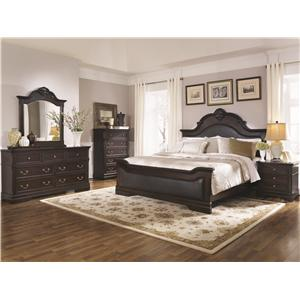 Coaster Cambridge Queen Bedroom Group