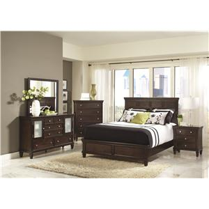 Coaster Camellia Queen Bedroom Group