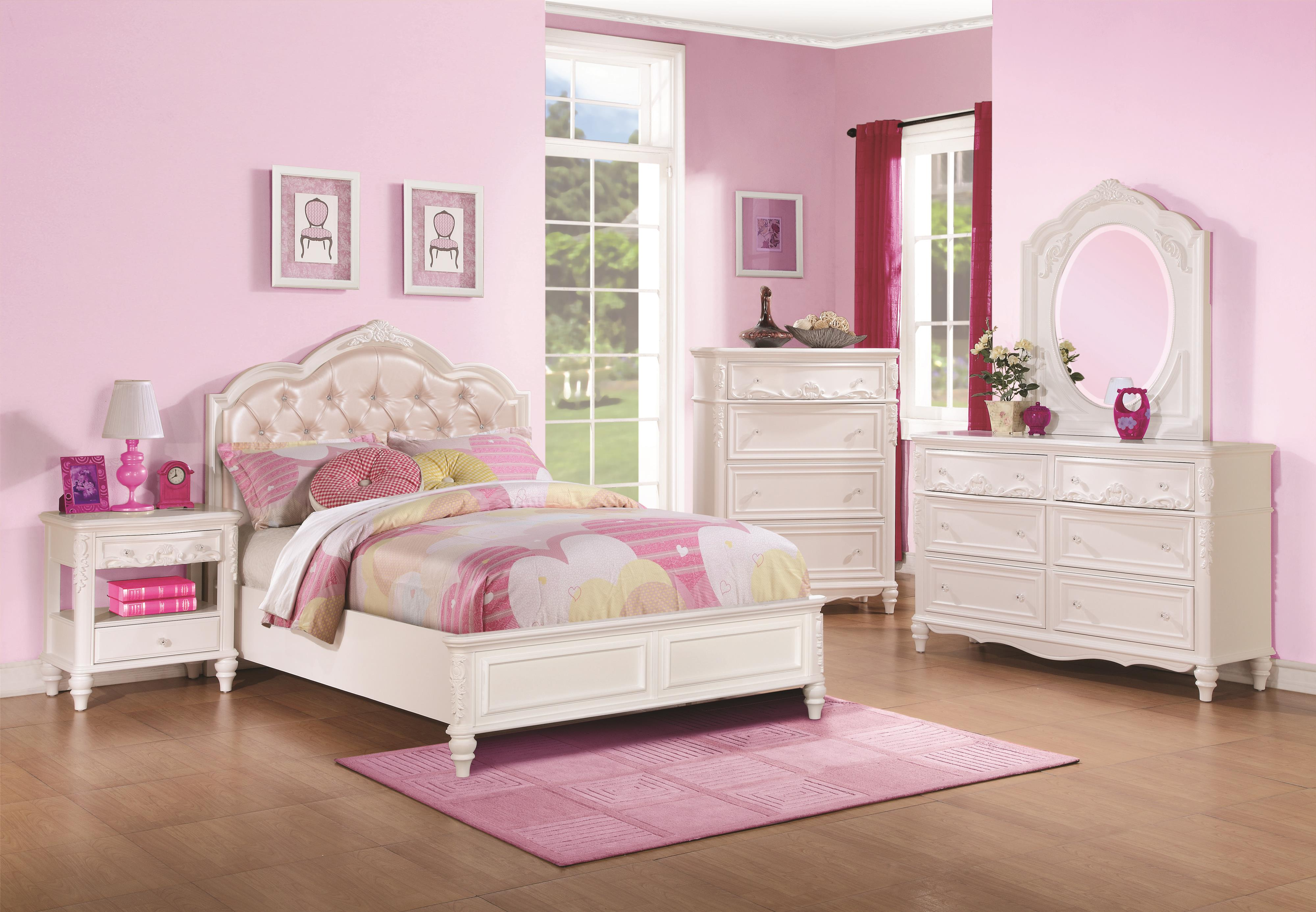 Caroline Twin Bedroom Group by Coaster at Northeast Factory Direct