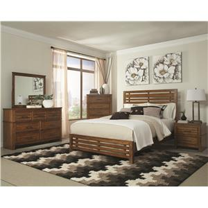 Coaster Cupertino Queen Bedroom Group