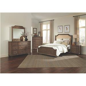 Coaster Dalgarno Queen Bedroom Group