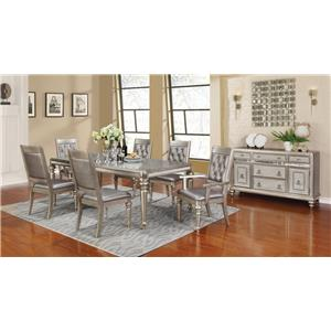 Coaster Danette Casual Dining Room Group