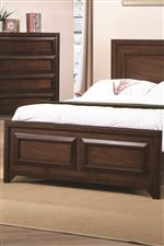 Collection # 2 Greenough Twin Bed with Bookcase Storage