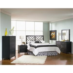 Queen/Full Headboard Bedroom Group