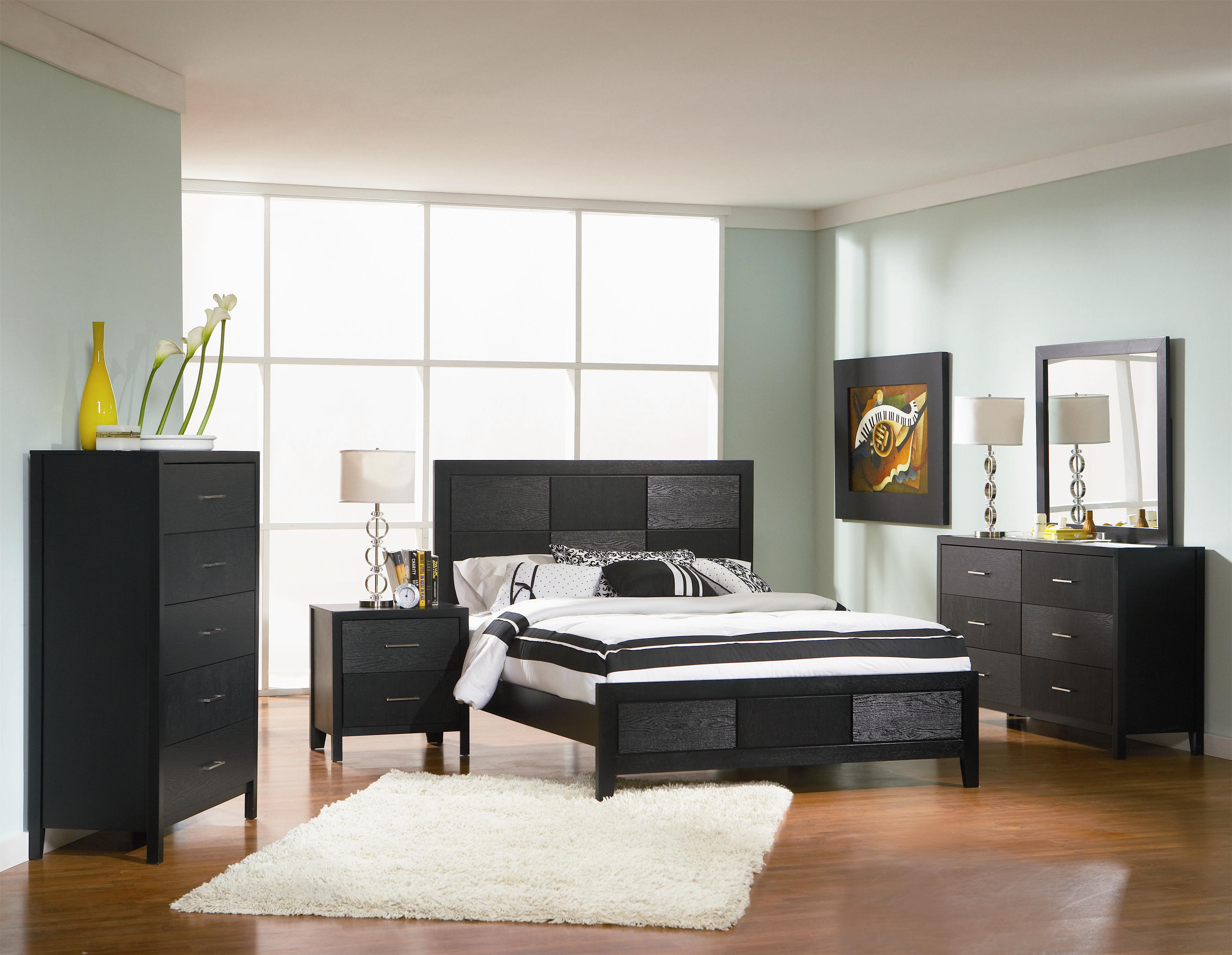 Grove Queen Bedroom Group by Coaster at Northeast Factory Direct