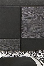 Blocked Black Finish Designs