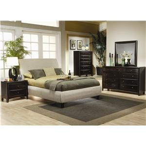 Coaster Phoenix Queen Bedroom Group