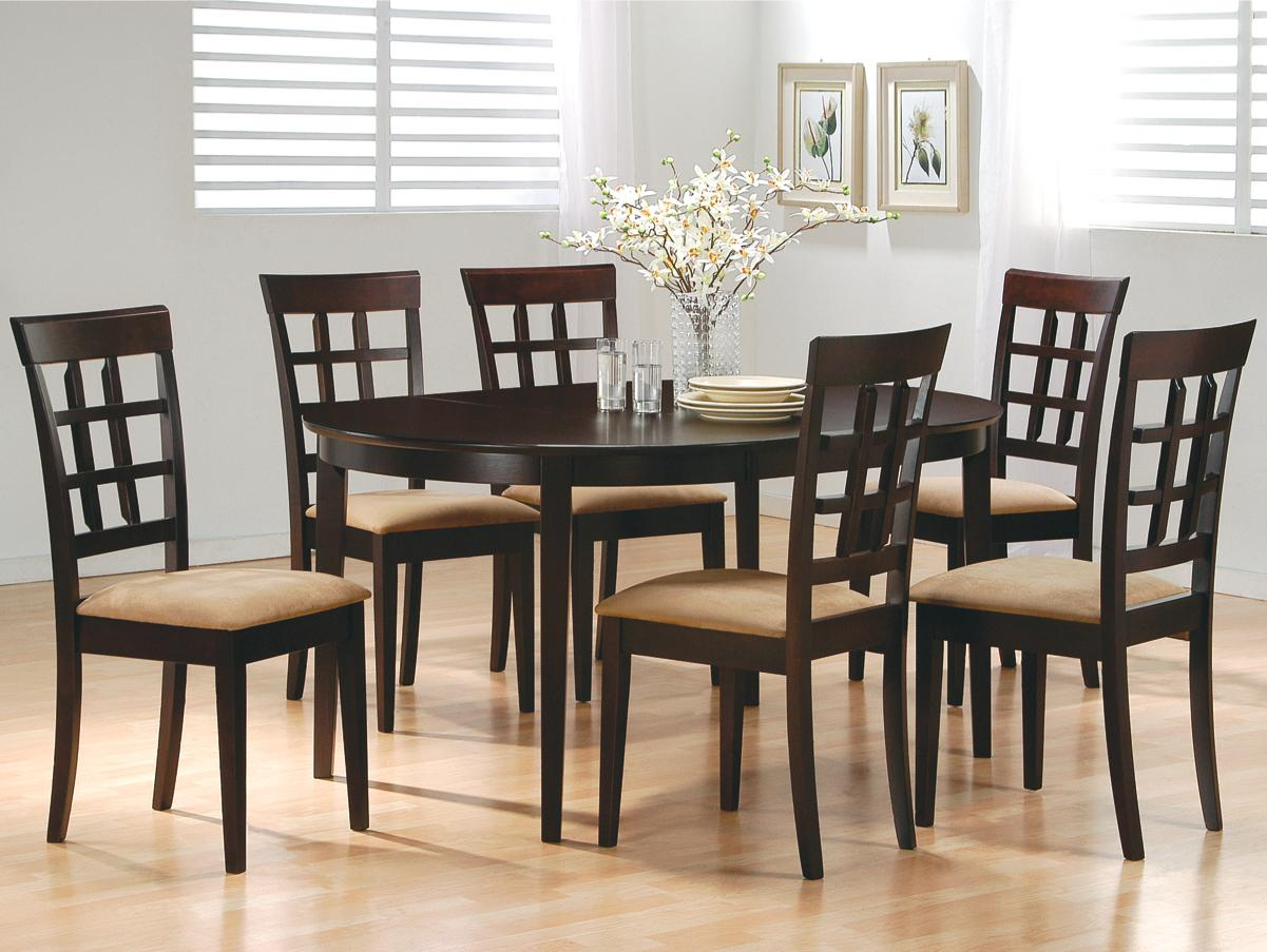 Coaster Mix U0026 Match 7 Piece Dining Set | Value City Furniture | Dining 7  (or More) Piece Sets