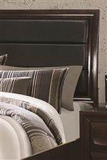 Upholstered Headboard Offers Extra Style and Comfort