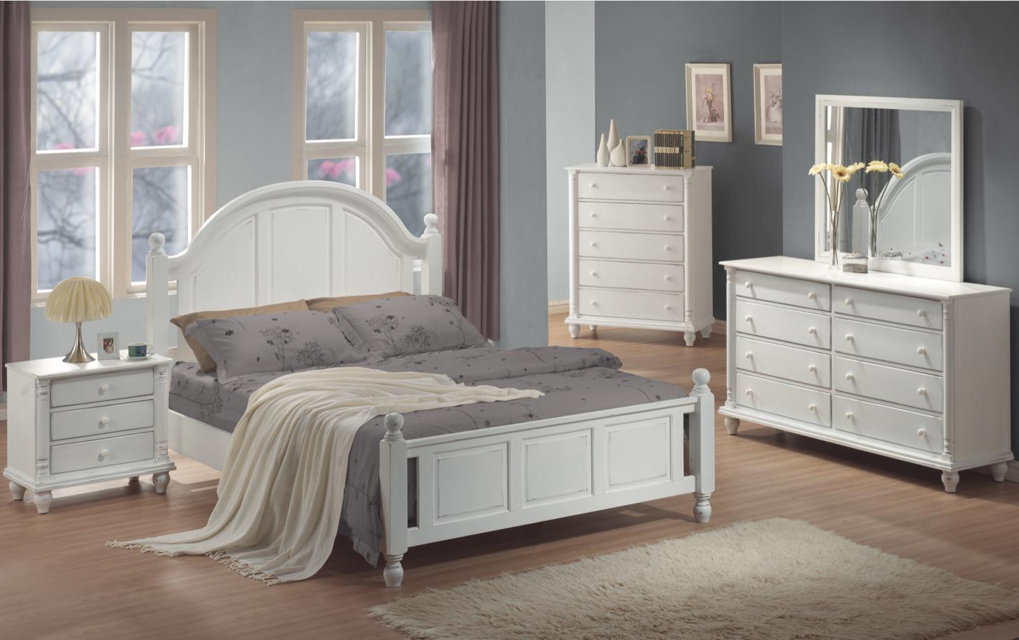 Coaster Kayla King Bedroom Group - Item Number: 201180 K Bedroom Group 1
