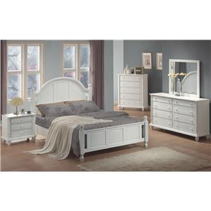 Coaster Kayla Queen Bedroom Group