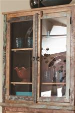 Glass Louvered Doors