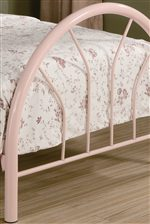 Gracious Curves of Footboard