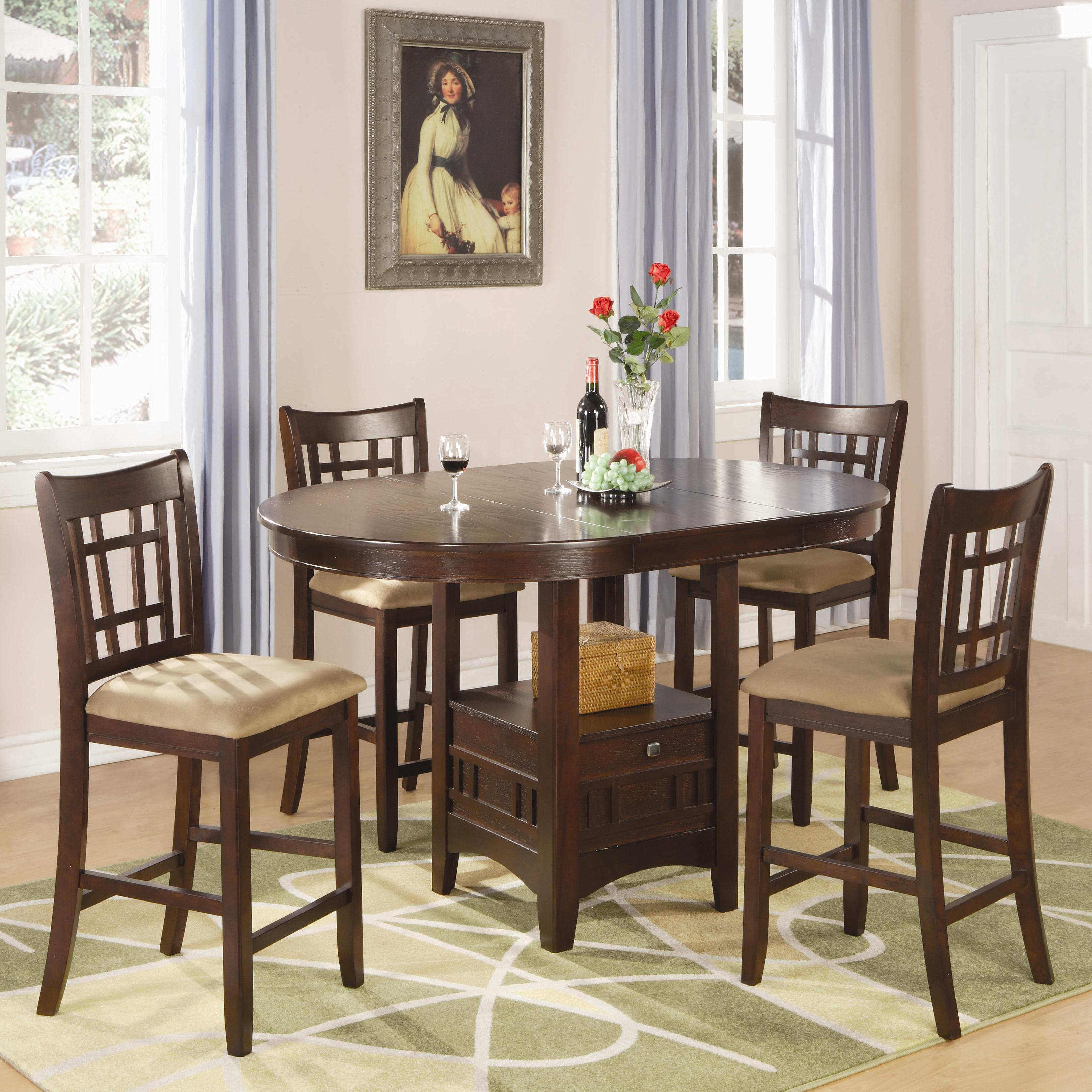 Coaster Lavon 100888N Counter Height Table | Northeast Factory Direct | Pub  Tables Cleveland, Eastlake, Westlake, Mentor, Medina, Ohio