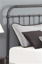 Transitional Metal Bed