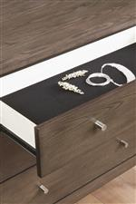Felt Lined Top Drawers