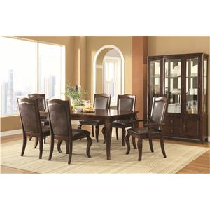 Coaster Louanna Formal Dining Room Group