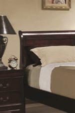 Sleigh Panel Headboard