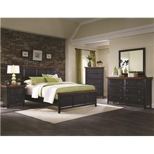 Coaster Mabel California King Bedroom Group