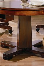 Single Table Pedestal