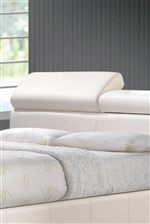 Beds Feature Two Adjustable Pillow-Style Tops