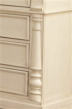 Select Pieces Feature Pilaster Detail