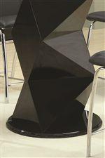 Zigzag Table Base