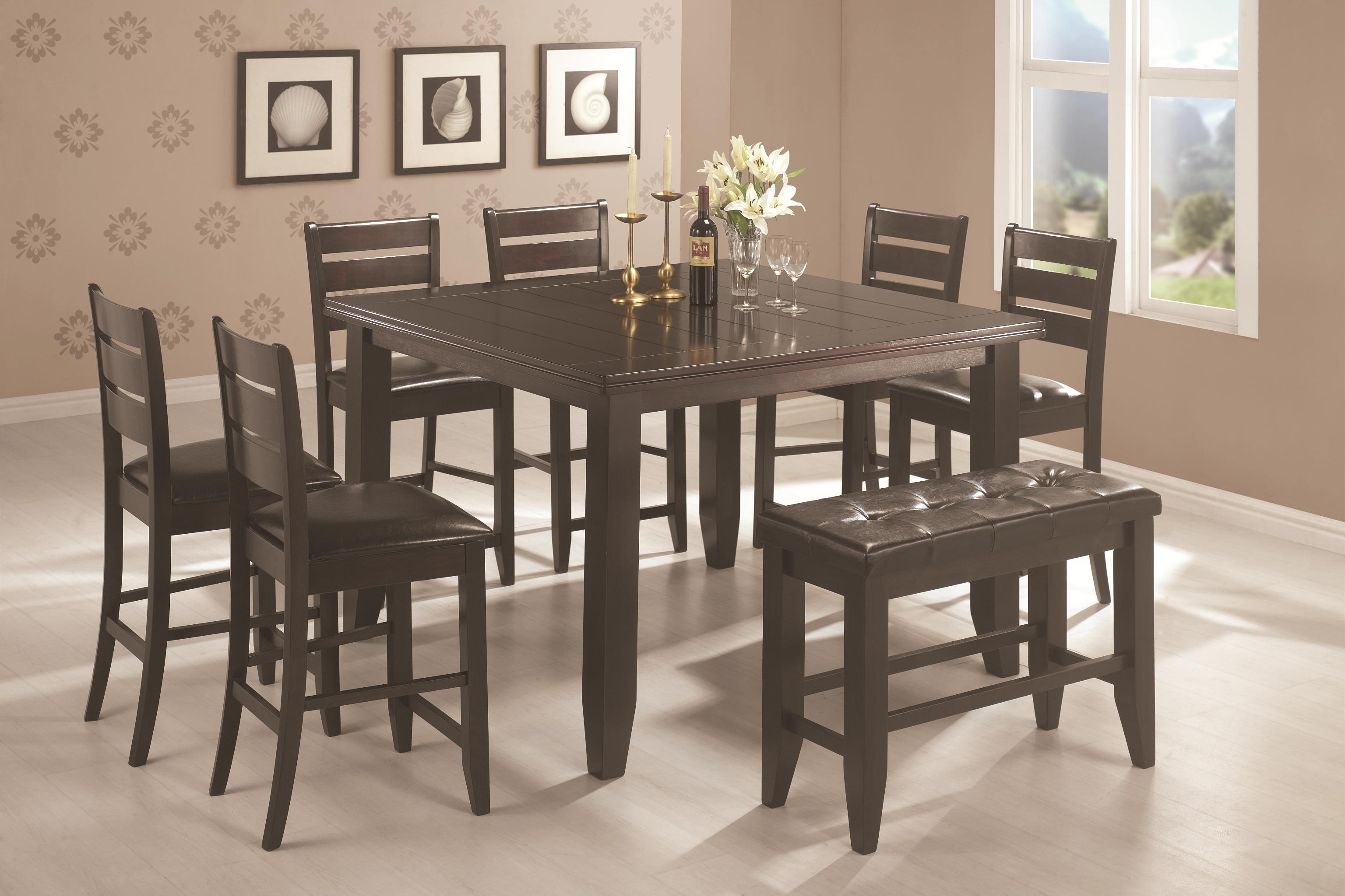 Coaster Page 102721 Dining Table | Northeast Factory Direct | Kitchen Table  Cleveland, Eastlake, Westlake, Mentor, Medina, Ohio