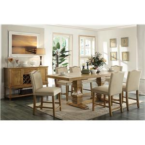 Coaster Parkins Dining Room Group