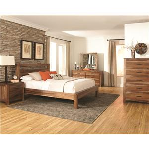 Coaster Peyton California King Bedroom Group