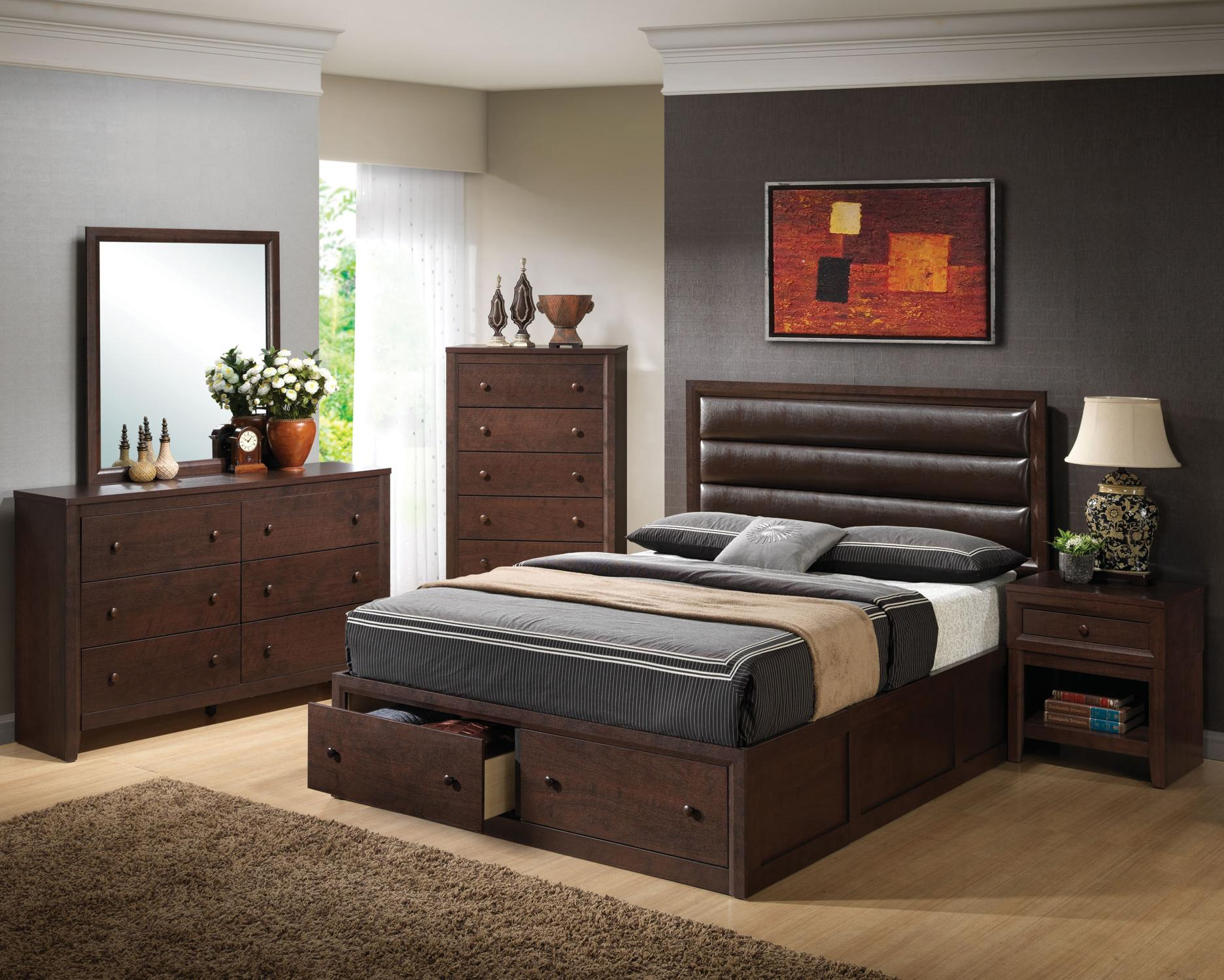 Coaster Remington California King Bedroom Group - Item Number: 202310 CK Bedroom Group 1