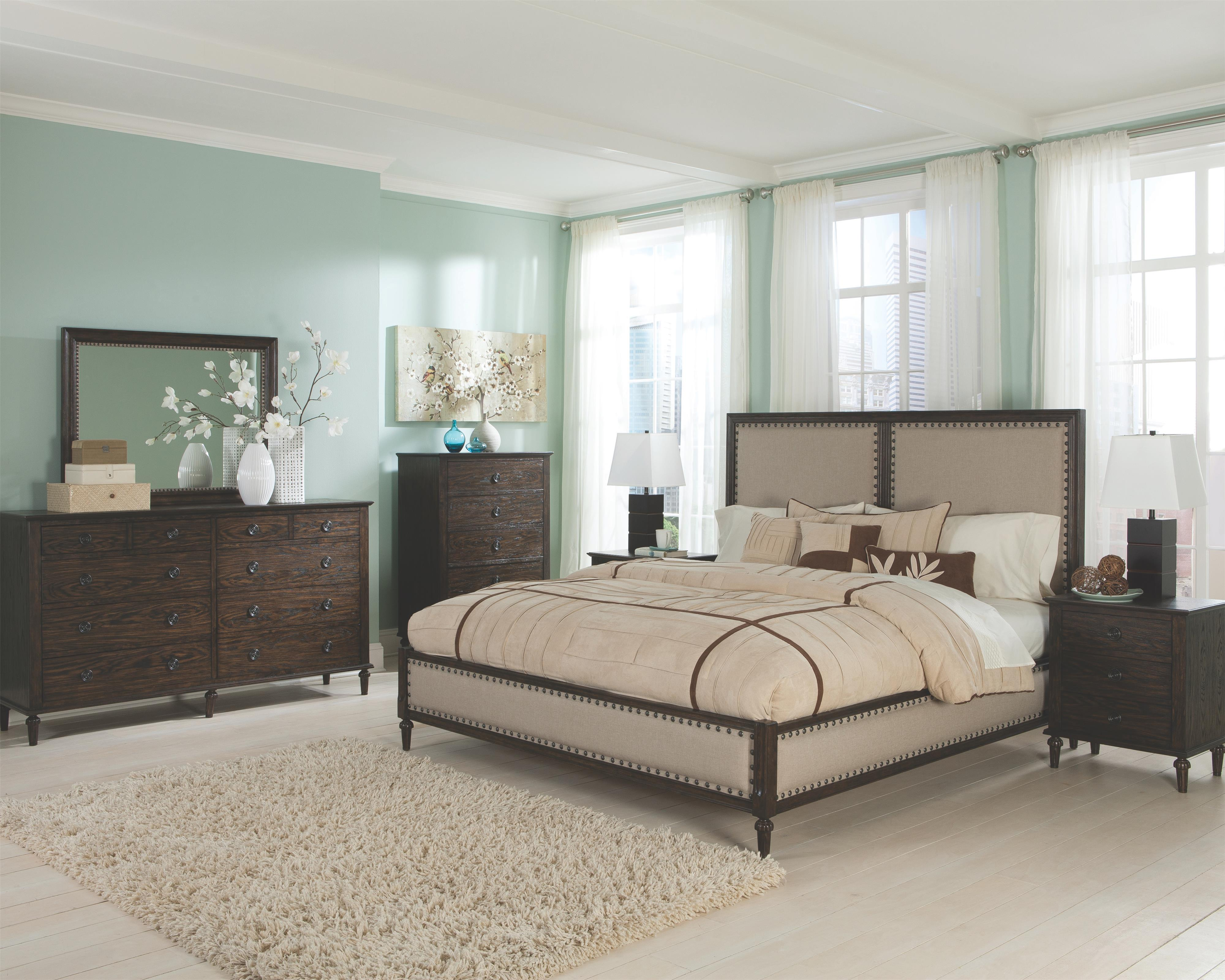 Coaster Saville Queen Bedroom Group - Item Number: Q20393BedroomGroup1