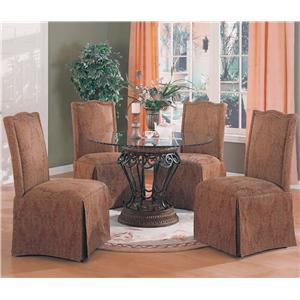 Coaster Slauson 5 Piece Dining Set