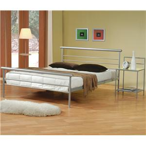 Coaster Stoney Creek Queen Iron Bed