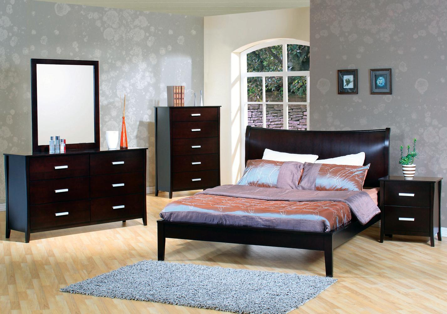 Coaster Stuart Queen Bedroom Group - Item Number: 200300+5630 Q Bedroom Group 1