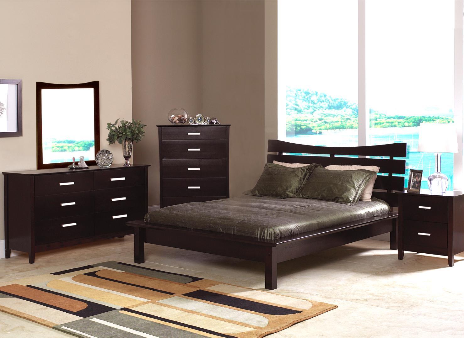 Coaster Stuart Queen Bedroom Group - Item Number: 200300+5630 Q Bedroom Group 2