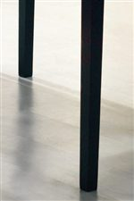 Sleek Square Tapered Legs