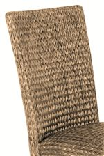 Natural Woven Chairs